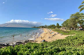 Vacation in Hawaii, Maui
