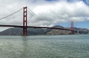 Free sample itinerary for San Francisco