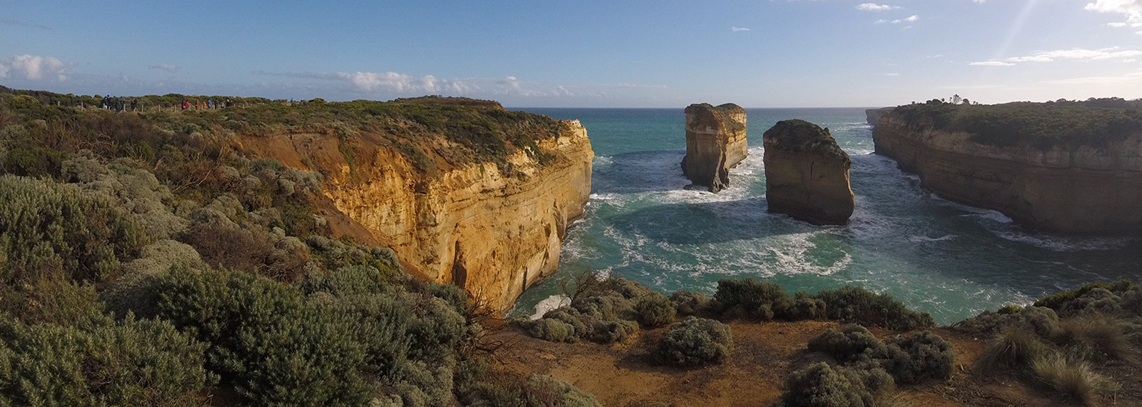 Discover Australia - Melbourne and Sydney, and their fantastic surroundings - travel guide