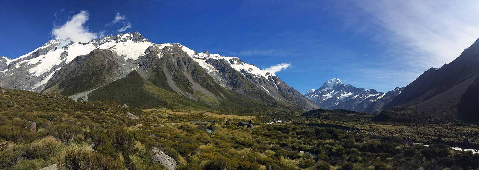 Vacation and road trip on the North and South Island of New Zealand - New Zealand travel guide